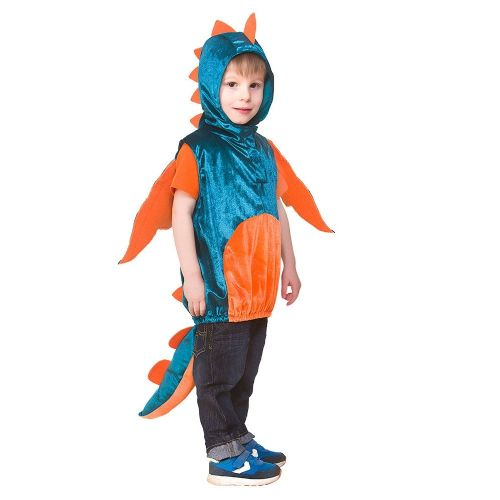 Childrens Child Tabard - Dinosaur Costume Unisex Fancy Dress